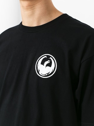 Tričko Dragon Icon Staple Line (black)