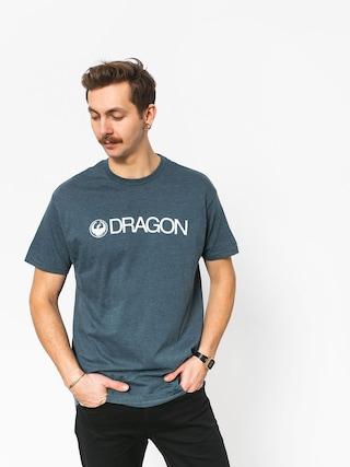 Tričko Dragon Trademark (navy heather)