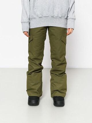 Snowboardové kalhoty  Volcom Bridger Ins Wmn (mil)