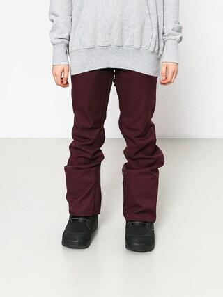 Snowboardovu00e9 kalhoty  Volcom Species Stretch Wmn (mer)