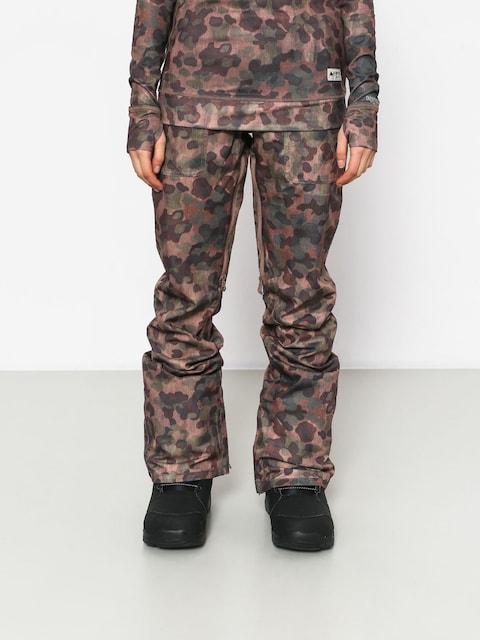 Snowboardové kalhoty  Burton Vida Wmn (moss camo)