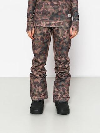 Snowboardovu00e9 kalhoty  Burton Vida Wmn (moss camo)