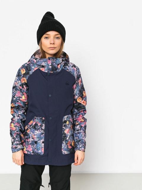 Snowboardová bunda Burton Eastfall Wmn (modigo/pklypr)