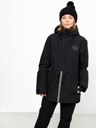Snowboardovu00e1 bunda Airblaster Stay Wild Parka Wmn (black)