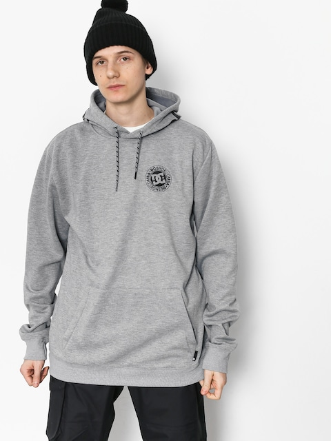 Termomikina  DC Snowstar Hd (neutral gray heather)
