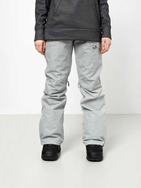 Snowboardové kalhoty  Roxy Nadia Wmn (warm heather grey)