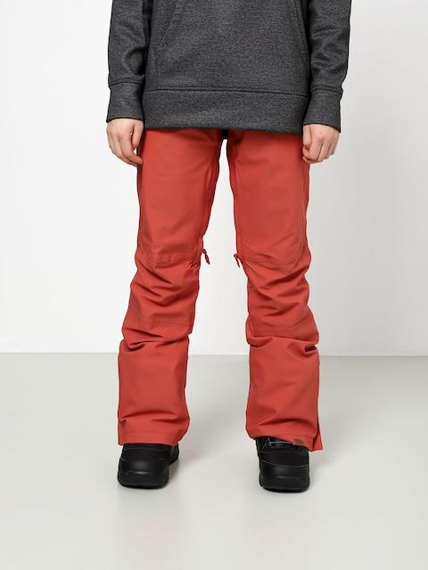 Snowboardové kalhoty  Roxy Cabin Wmn (dusty cedar)