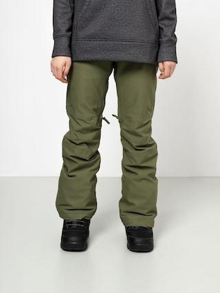 Snowboardové kalhoty  Roxy Cabin Wmn (four leaf clover)