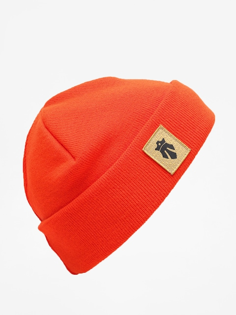 Čepice Majesty Beanie Os (orange neon)