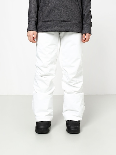 Snowboardové kalhoty  Roxy Backyard Wmn (bright white)