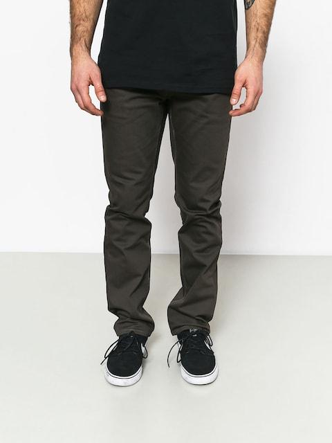 Kalhoty Volcom Vorta 5 Pocket Slub (led)