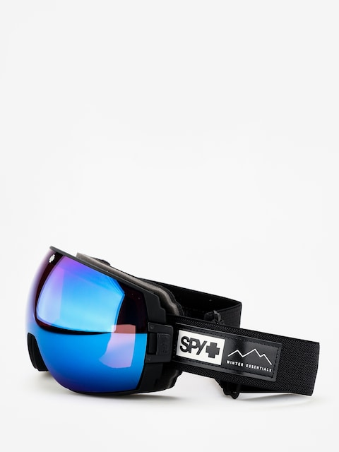 Brýle na snowboard Spy Legacy (essential black happy rose w/dark blue spectra happy light gray green w/lucid red)
