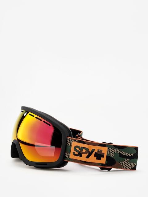 Brýle na snowboard Spy Marshall (camo happy gray green w/red spectra happy yellow w/lucid green)