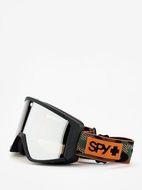 Brýle na snowboard Spy Raider (camo happy bronze w/silver spectra persimmon)