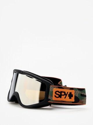 Brýle na snowboard Spy Cadet (camo bronze w/silver spectra)