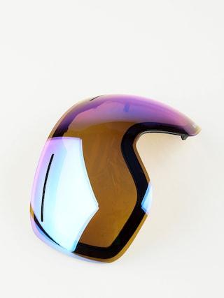 Sklo na snowboardové brýle Dragon X1 (lumalens blue ion)
