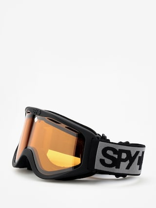 Bru00fdle na snowboard Spy Cadet (matte black persimmon)