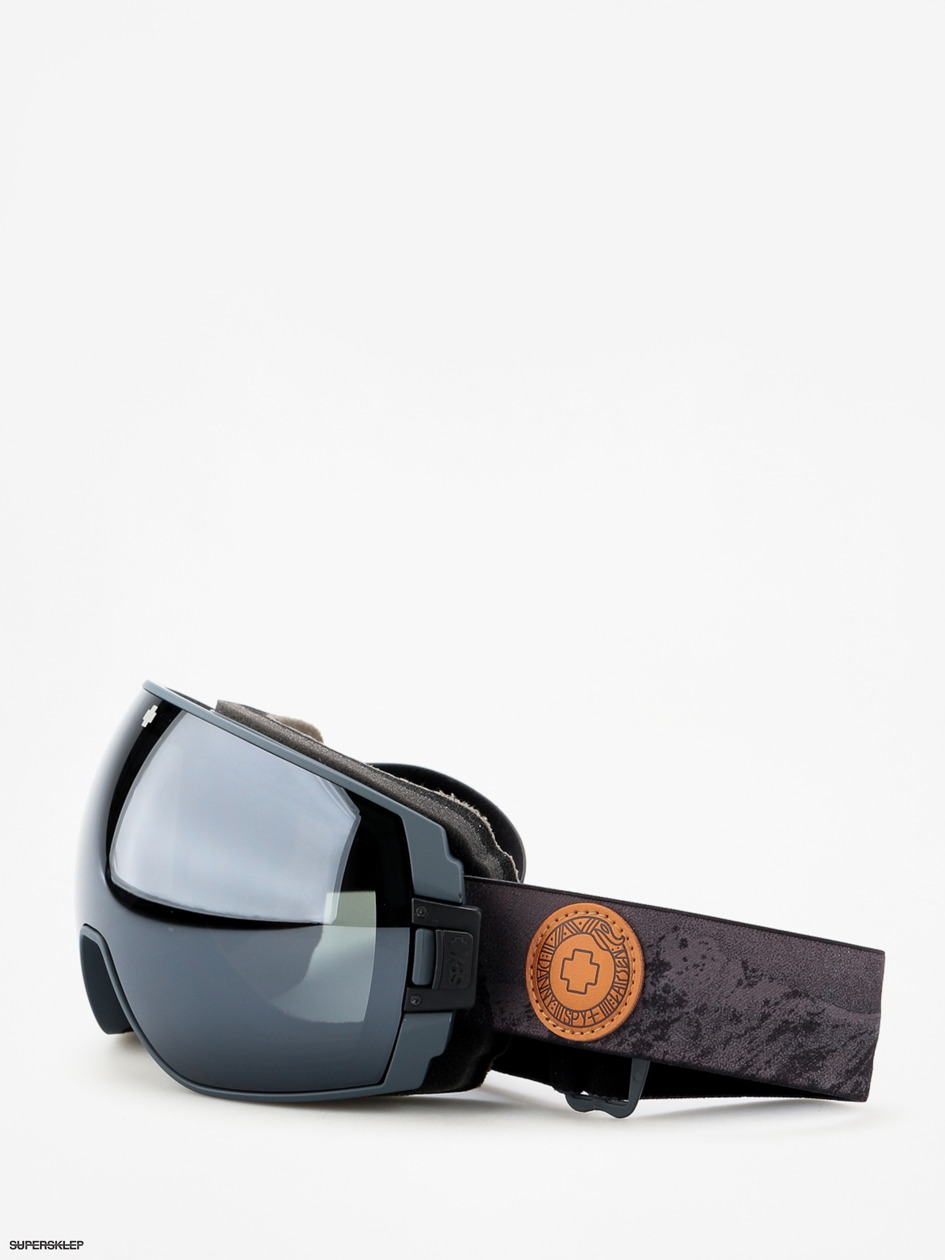 62167bde07fe Brýle na snowboard Spy Legacy (danny larsen happy gray green w silver  spectra happy yellow w lucid ...