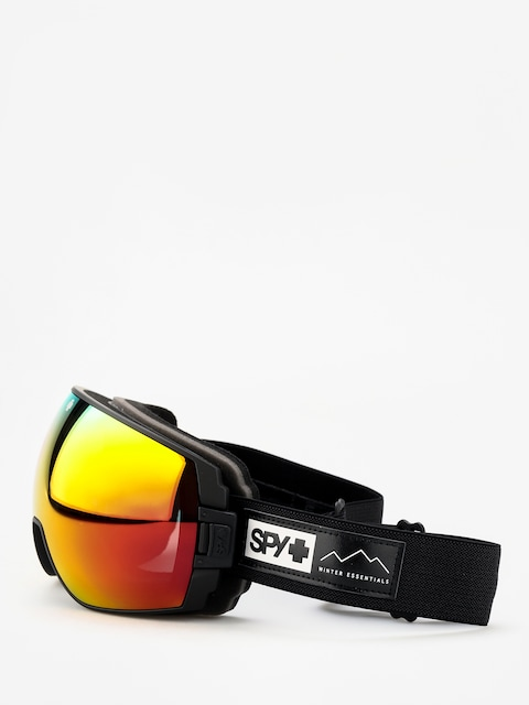Brýle na snowboard Spy Legacy (essential black happy gray green w/red spectra happy yellow w/lucid green)