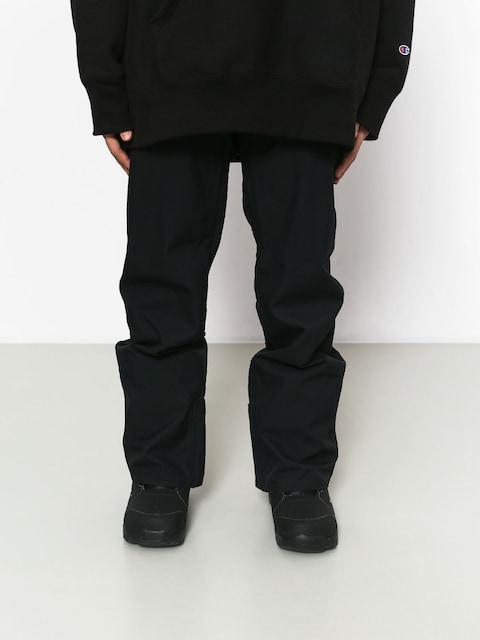 Snowboardové kalhoty  Volcom Freakin Snow Chino (blk)