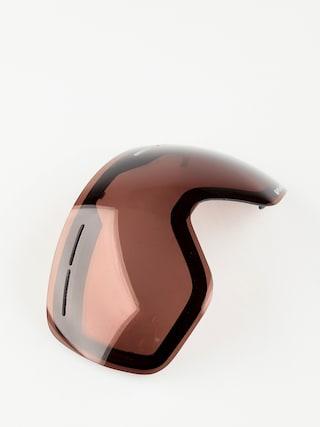 Sklo na snowboardové brýle Dragon X1s (lumalens polar)