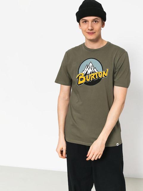 Tričko Burton Retro Mtn