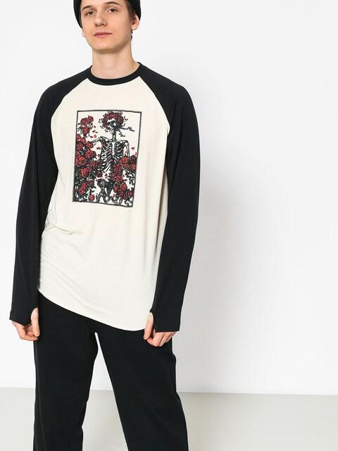 Spodní prádlo Burton Roadie Tech T (skull and roses)