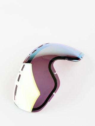 Sklo na snowboardové brýle Dragon Rogue (lumalens gold ion)