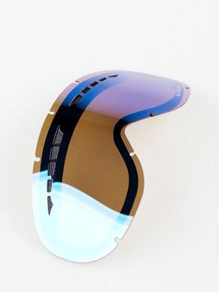 Sklo na snowboardové brýle Dragon DX (lumalens blue ion)