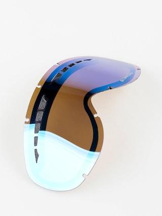 Sklo na snowboardovu00e9 bru00fdle Dragon DXS (lumalens blue ion)