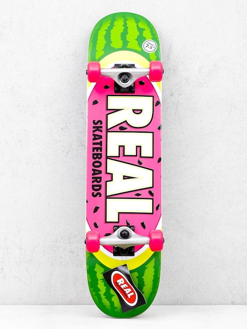 Skateboard Real Watermelon (green/red)