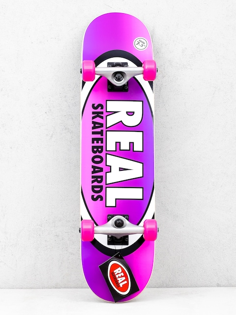 Skateboard Real Fades (purple/pink)