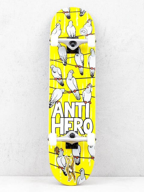 Skateboard Antihero Conferrnce Call (yellow)