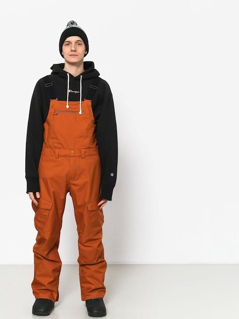 Snowboardové kalhoty  Burton Reserve Bib (adobe)