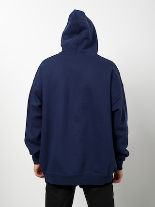 Mikina s kapucí Thrasher Outlined HD (navy)