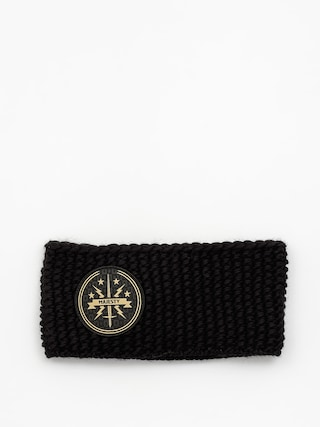 Čepice Majesty Opaska Headband (black )