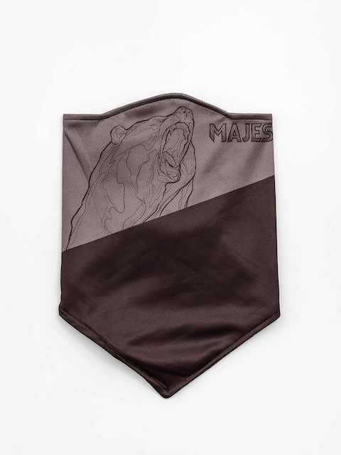 Bandana Majesty Bear (black/graphite)