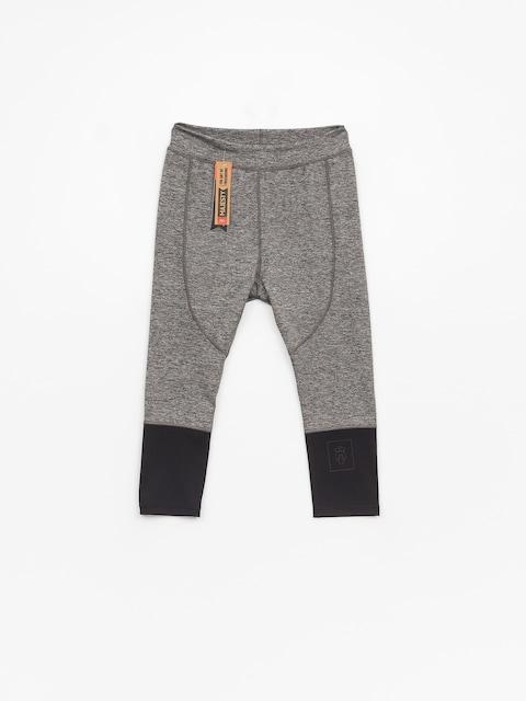Spodní prádlo Majesty Cover Pants Base Layer (grey/black)