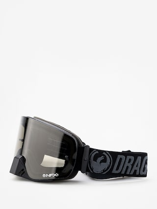 Cross bru00fdle Dragon NFXs (black/smoke)