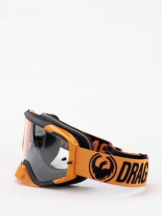 Bru00fdle na snowboard Dragon MXV MAX (break orange/clear)