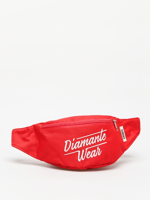 Ledvinka Diamante Wear Big Logo (red)