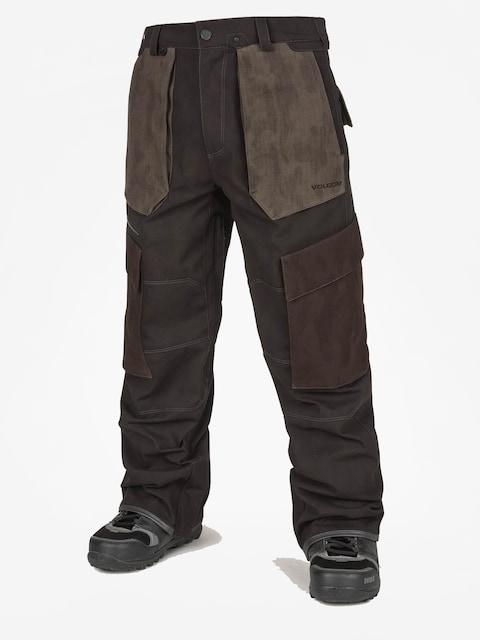 Snowboardové kalhoty  Volcom Seventy Fives (blc)