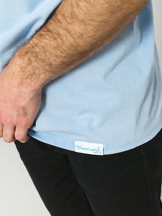 Tričko Diamond Supply Co. Family Guy Og Script (powder blue)