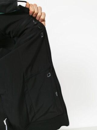 Mikina s kapucí Diamond Supply Co. Dmnd X Pacsafe HD (black)