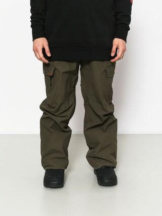 Snowboardovu00e9 kalhoty  Quiksilver Porter (grape leaf)