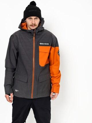Snowboardová bunda Westbeach Bantam (charcal marl)