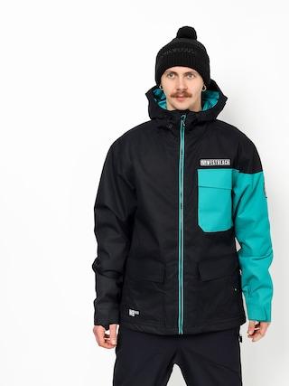 Snowboardovu00e1 bunda Westbeach Bantam (black)