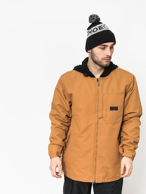 Snowboardová bunda ThirtyTwo Merchant (brown)
