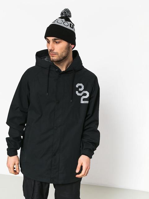Snowboardová bunda ThirtyTwo Grasser (black)