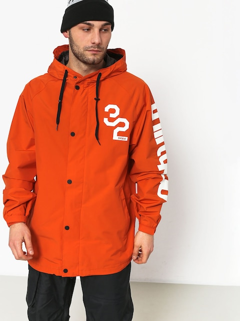 Snowboardová bunda ThirtyTwo Grasser (orange)